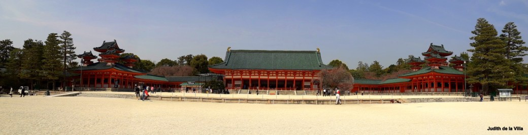 Heian Shrine - Kyoto