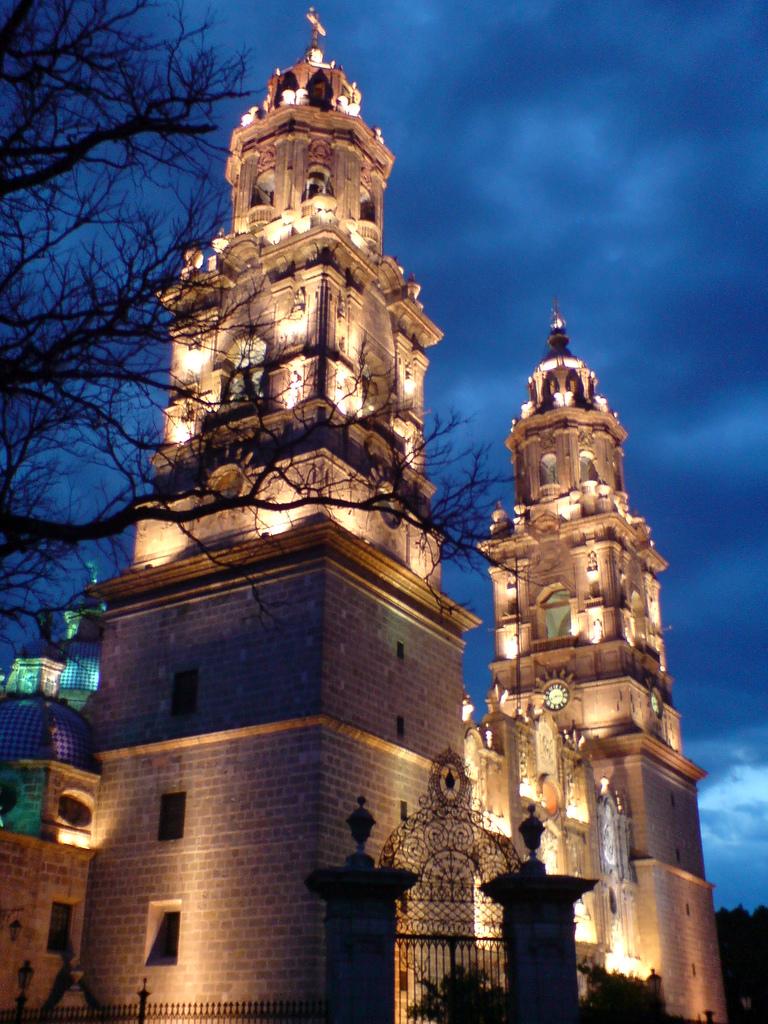 catedralMICHOACAN