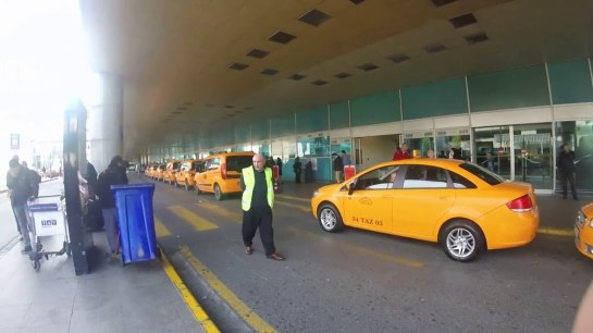 taxis aeropuerto