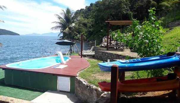 Hotel Ocean Green Flats em Angra dos Reis (2)