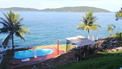 Hotel Ocean Green Flats em Angra dos Reis