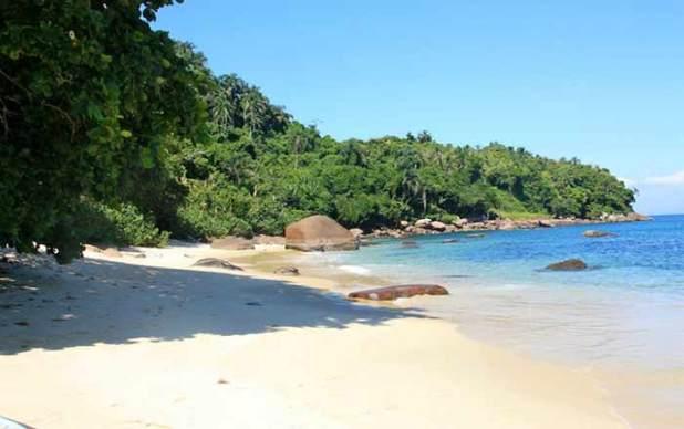 Veja Como Chegar a Ilha das Couves em Ubatuba