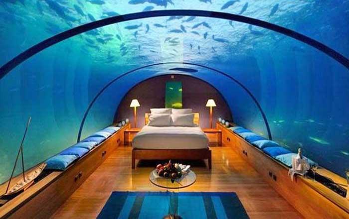 10 Hotéis Mais Incomuns Existente no Mundo