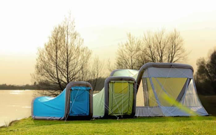 10 Invenções Incríveis Para Seu Acampamento