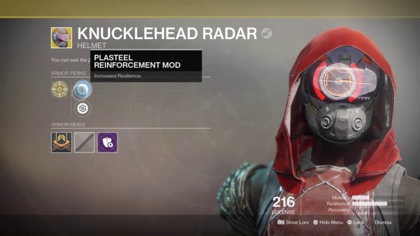 Why Knucklehead Radar Is A Great PVP Helmet