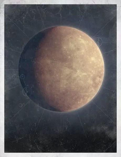 Destiny 2 – Understanding Mercury
