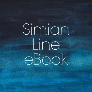 simian line personality, simian crease book, book about the single transverse crease