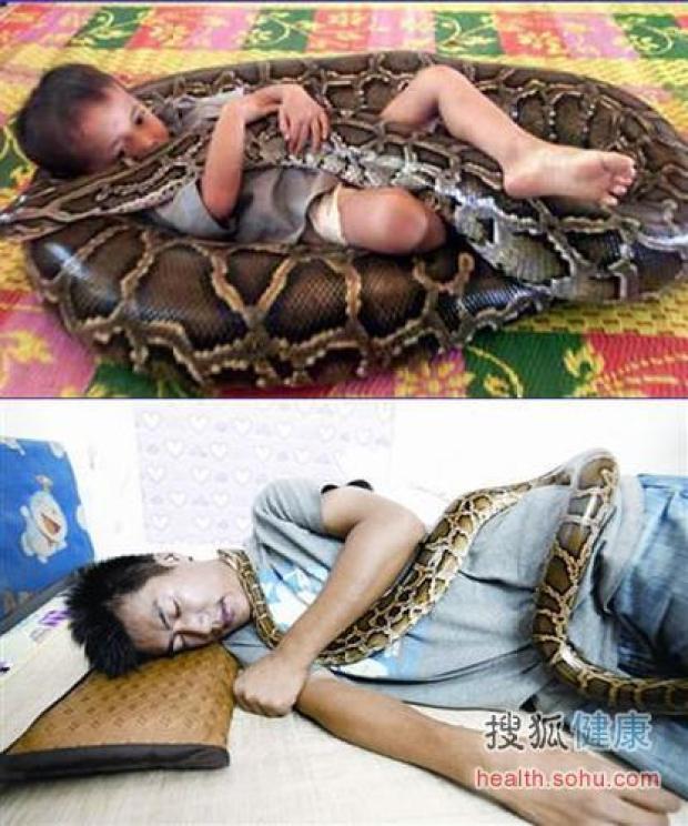 dormir-con-piton-calor