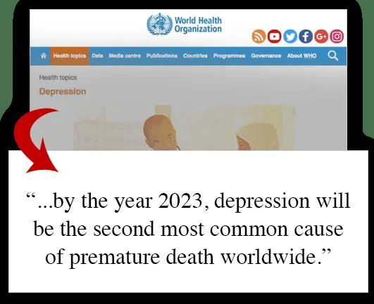 Destroy Depression (tm)   $100 New Aff Bonus  Image of WHOGraphic3
