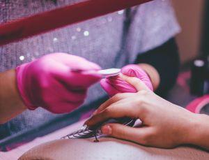 nail fungus nail salon