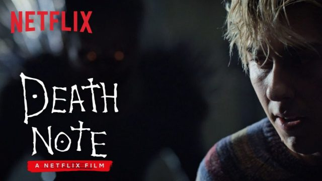 death note netflix promo cover image