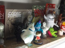 Codeczombie - Sculpting ToyDesign