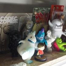 Codeczombie - Sculpting ToyDesign