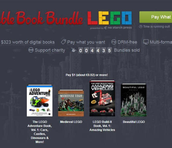 humble bundle lego