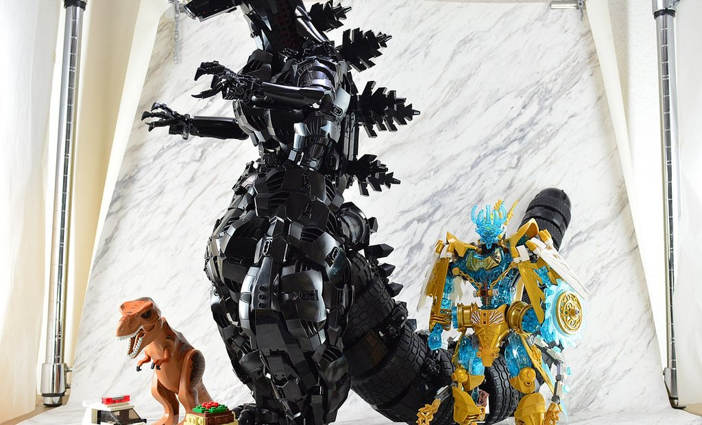 LEGO Godzilla MOC
