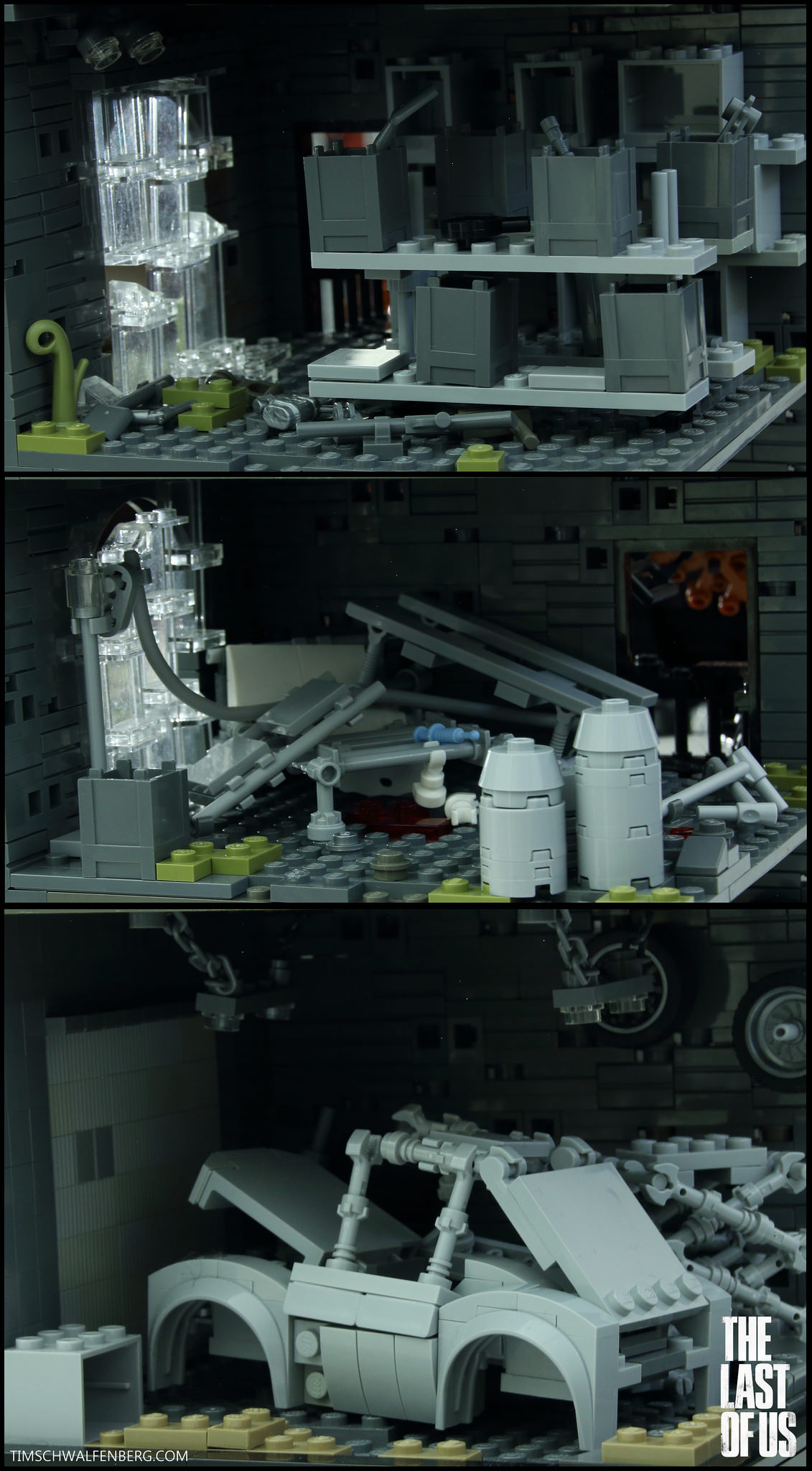 LEGO The Last of Us