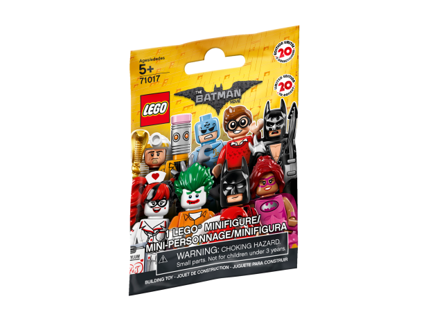 LEGO The Batman Movie Minifigure