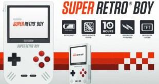 Super Retro Boy: presentata al CES 2017 di Las Vegas