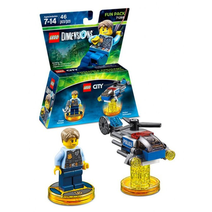 LEGO Dimensions wave 8