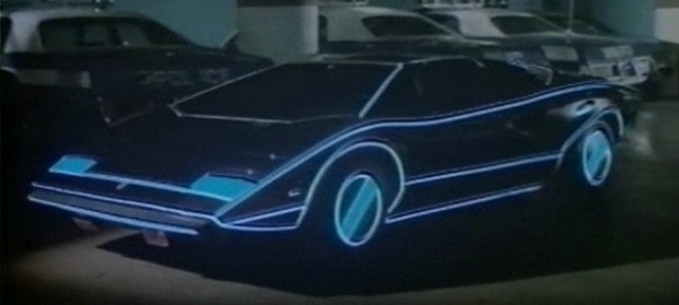 Automan car