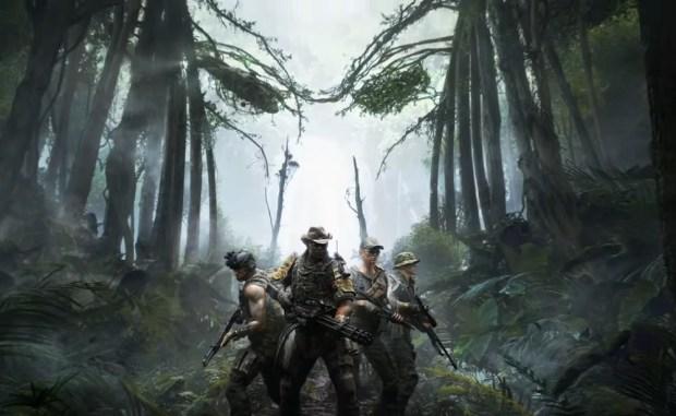 Predator: Hunting Grounds details this weekend's free trial screenshot