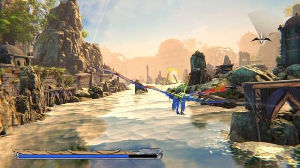 Nintendo Download: Panzer Dragoon: Remake screenshot