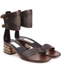 sandales à bride Valentino