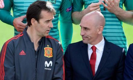 Mundial 2018: Lopetegui es despedido y llega Hierro al seleccionado español: A dos días de iniciar el mundial de futbol, el seleccionado español destituye a su entrenador por haber firmado con el Real Madrid