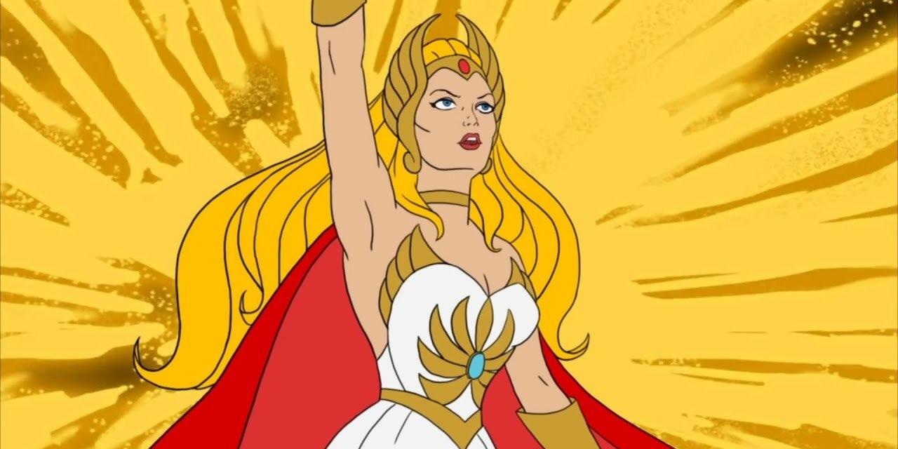 La primera foto de She-Ra en la nueva serie de Netflix