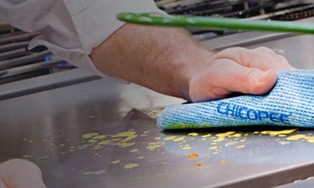 Las toallas de cocina ponen en peligro la salud en el hogar