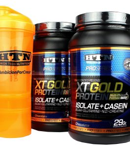 COMBO HTN: XT Gold Protein x2 + Shaker