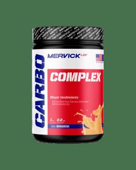 MERVICK Carbo Complex (1000 Grs) – Mandarina