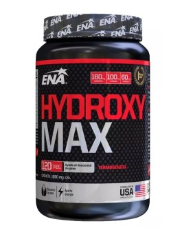 ENA SPORT Hydroxy Max (120 Comp)