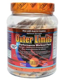 SATURN Outer Limits (30/60 Packs)