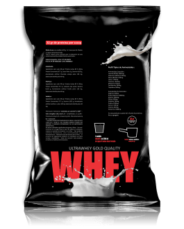 HARDCORE Whey Protein (1000 Grs)