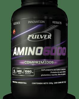 PULVER Amino 6000 (200 Comp)
