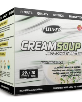 PULVER Cream Soup (400 Grs) Verdura