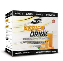 PULVER Power Drink (20 Unid)
