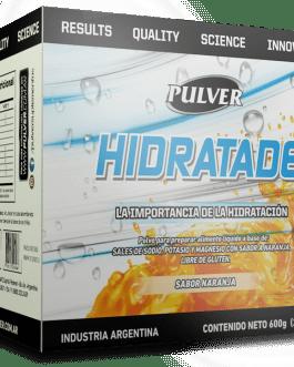 PULVER Hidratade (20 Unid) Naranja