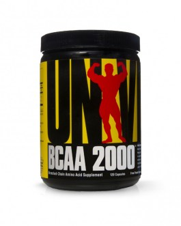 UNIVERSAL BCAA 2000 (120 Caps)