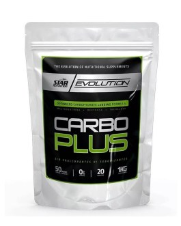 STAR NUTRITION Carbo Plus (1000 Grs)