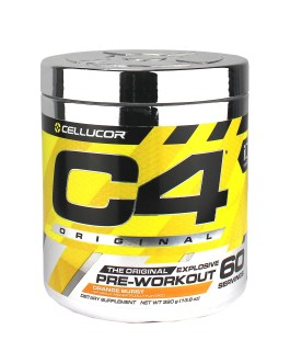 CELLUCOR C4 NARANJA