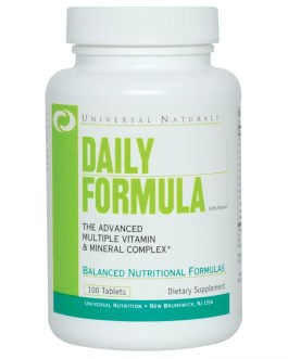 UNIVERSAL Daily Formula (100 Comp)