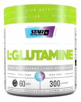 L-Glutamina STAR NUTRITION (300 Grs)