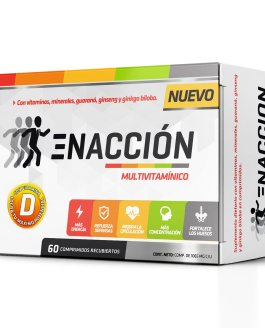 ENA SPORT Enaccion Multivitaminico (60 Comp)