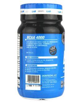 BCAA 4000 GENTECH (120 Comp)