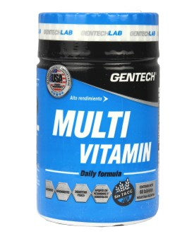 Multivitaminico GENTECH (60 Comp)