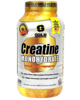 GOLD NUTRITION Creatina Monohidrato (300 Grs)