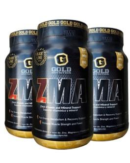 GOLD NUTRITION ZMA (60 Caps)
