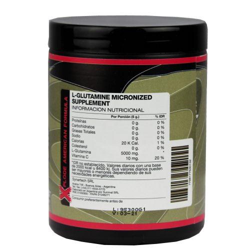L - Glutamina Micronizada HTN (150/300 Grs) - 150 Grs